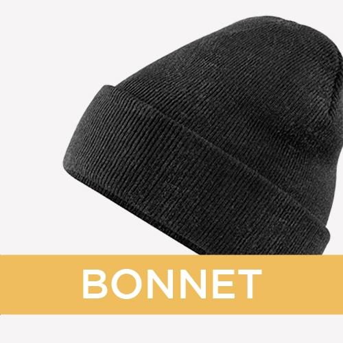 Vêtements Personnalisés Société - bonnet personnalisé - Atelier du Quai