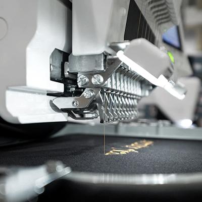Broderie textile - Atelier du Quai