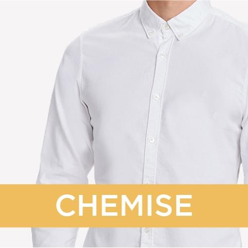 Vêtements Personnalisés Société - chemise personnalisée - Atelier du Quai
