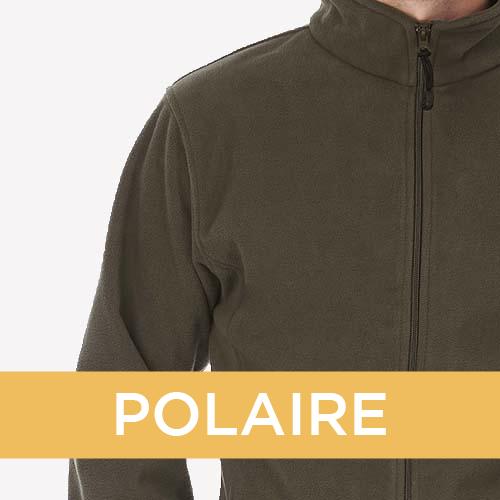 Vêtements Personnalisés Société - polaire personnalisé - Atelier du Quai