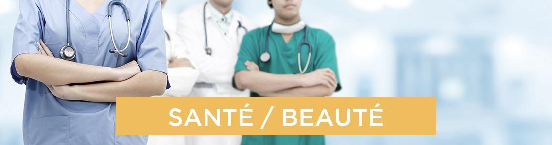 Vêtement de travail personnalisé - Santé / Beauté - Atelier du Quai