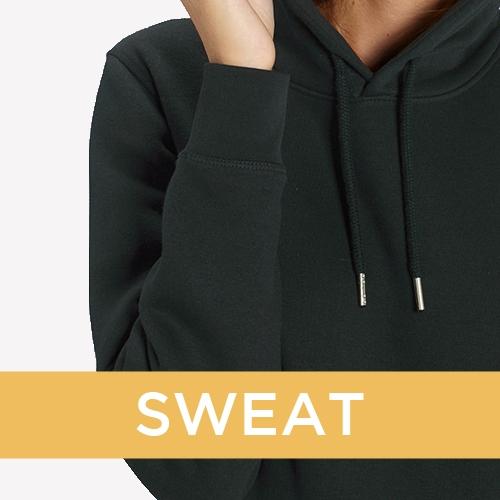 Vêtements Personnalisés Société - sweat personnalisé - Atelier du Quai